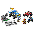 Lego City Погоня на грунтовой дороге 60172, фото 3