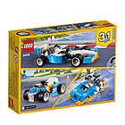 Lego Creator Супердвигатель 31072, фото 2