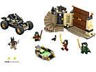 Lego Super Heroes Спасение от Ра'с аль Гула 76056, фото 3