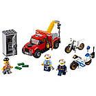 Lego City Побег на буксировщике 60137, фото 3