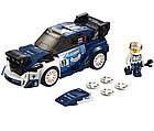 Lego Speed Champions Форд Фиеста M-Sport WRC 75885, фото 4