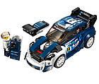 Lego Speed Champions Форд Фиеста M-Sport WRC 75885, фото 8