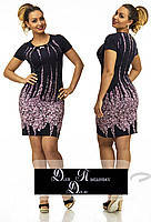 Платья миди и короткие (средняя длина)