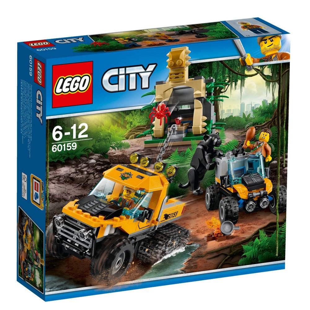 Lego City Джунгли: Миссия «Исследование джунглей» 60159