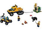 Lego City Джунгли: Миссия «Исследование джунглей» 60159, фото 3