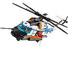 Lego City Сверхмощный спасательный вертолёт 60166, фото 7