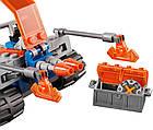 Lego Nexo Knights Королевский боевой бластер 70310, фото 7