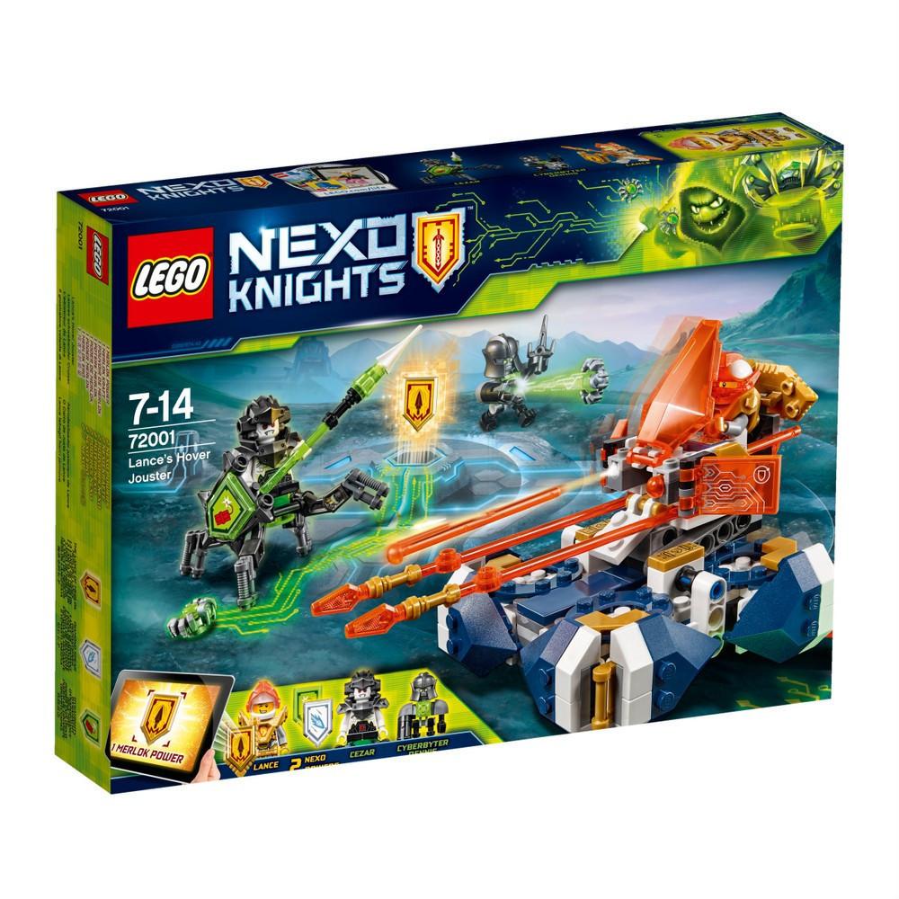 Lego Nexo Knights Подъемная боемашина Ланса 72001