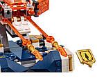 Lego Nexo Knights Подъемная боемашина Ланса 72001, фото 6