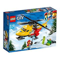 Lego City Вертолет скорой помощи 60179
