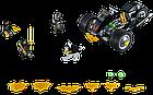 Lego Super Heroes Бэтмен: нападение Когтей 76110, фото 3