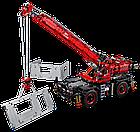 Lego Technic Подъёмный кран для пересечённой местности 42082, фото 3