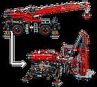 Lego Technic Подъёмный кран для пересечённой местности 42082, фото 4