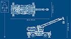 Lego Technic Подъёмный кран для пересечённой местности 42082, фото 10