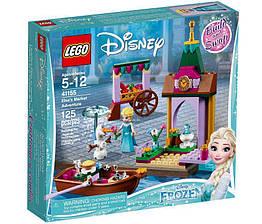 Lego Disney Princess Приключение Эльзы на рынке 41155
