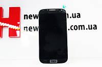 Дисплей Samsung i9500 Galaxy S IV с тачскрином (синий) оригинал, фото 1