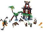 Lego Ninjago Тигровый остров вдов 70604, фото 3