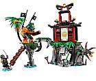 Lego Ninjago Тигровый остров вдов 70604, фото 4