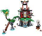Lego Ninjago Тигровый остров вдов 70604, фото 5
