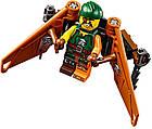 Lego Ninjago Тигровый остров вдов 70604, фото 6