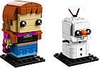 Lego BrickHeadz Анна и Олаф 41618, фото 3
