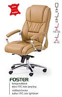 Кожаный стул FOSTER