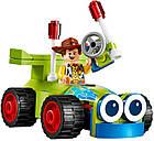 Lego Toy Story 4 Вуди на машине 10766, фото 5