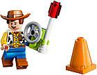 Lego Toy Story 4 Вуди на машине 10766, фото 7