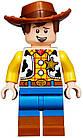 Lego Toy Story 4 Вуди на машине 10766, фото 9