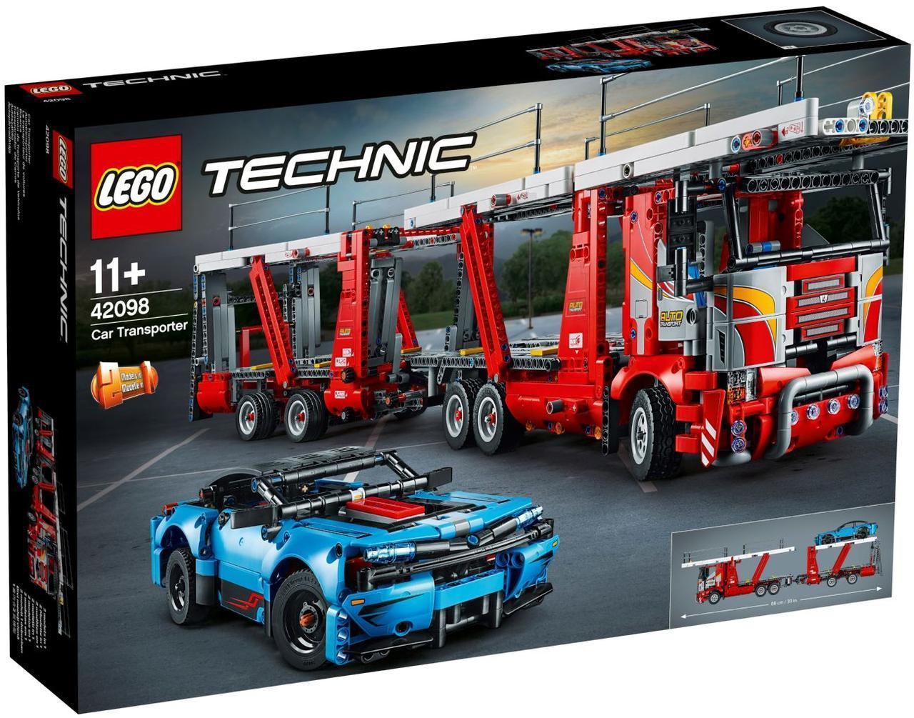 Lego Technic Автовоз 42098
