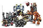 Lego Super Heroes Вторжение Глиноликого в бэт-пещеру 76122, фото 4