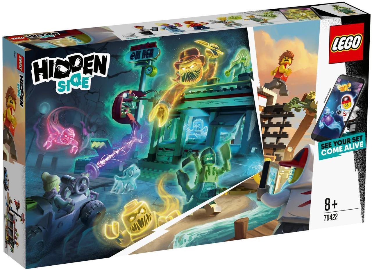 Lego Hidden Side Нападение на закусочную 70422
