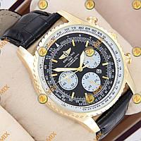 Часы Breitling Gold/Black