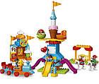 Lego Duplo Большой парк аттракционов 10840, фото 4