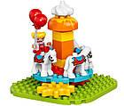 Lego Duplo Большой парк аттракционов 10840, фото 6