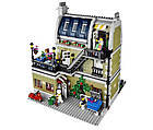 Lego Creator Парижский ресторан 10243, фото 4