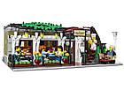 Lego Creator Парижский ресторан 10243, фото 9