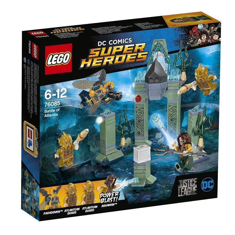 Lego Super Heroes Битва за Атлантиду 76085