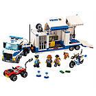 Lego City Мобильный командный центр 60139, фото 3