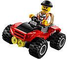 Lego City Мобильный командный центр 60139, фото 10