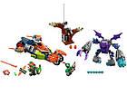 Lego Nexo Knights Слайсер Аарона 70358, фото 2