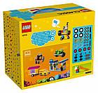 Lego Classic Кубики и колеса 10715, фото 2