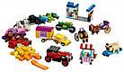 Lego Classic Кубики и колеса 10715, фото 3