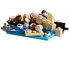 Lego Classic Кубики и колеса 10715, фото 6