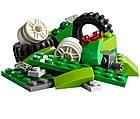 Lego Classic Кубики и колеса 10715, фото 8