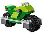 Lego Classic Кубики и колеса 10715, фото 9
