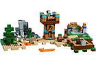Lego Minecraft Верстак 2.0 21135, фото 3