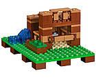 Lego Minecraft Верстак 2.0 21135, фото 7