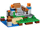 Lego Minecraft Верстак 2.0 21135, фото 8