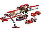 Lego Speed Champions Гараж Феррари 75889, фото 5